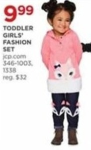 Toddler Girls' Fashion Set