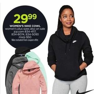 Women's Nike Cowl