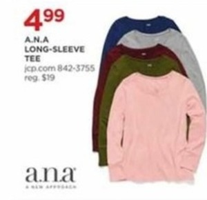 A.N.A Long-Sleeve Tee