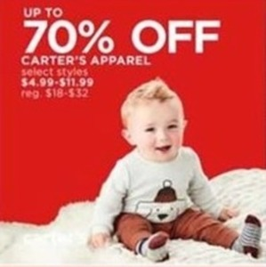 Carter's Apparel
