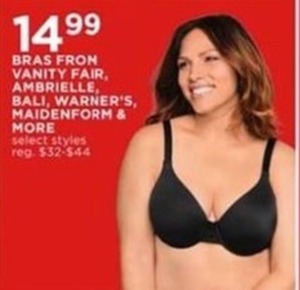 Select Bra Brands