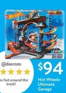 Hot Wheels Ultimate Garage