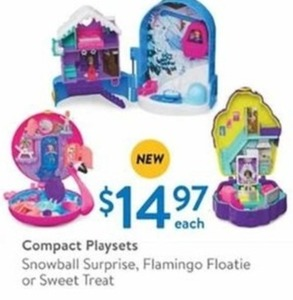 Compact Playsets