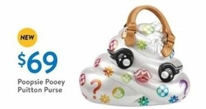 Poopsie Pooey Puitton Purse