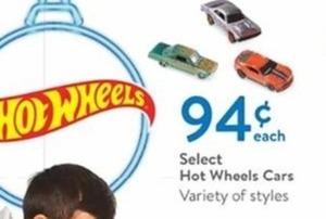 Select Hot Wheels Cars
