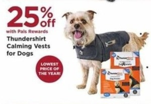 Thundershirt Calming Vests For Dogs