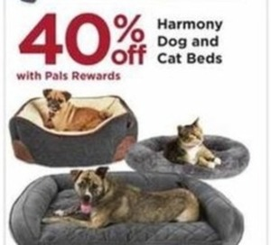 Harmony Dog And Cat Beds