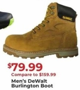 Men's DeWalt Burlington Boot