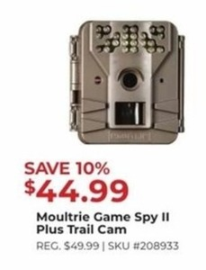 Moultrie Game Spy II Plus Trail Cam