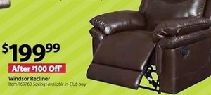 Windsor Recliner