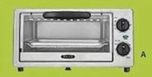 Bella 4-Slice Toaster Oven