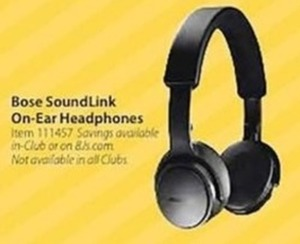 Bose Sound Link On-Ear Headphones