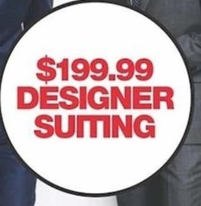 Designer Suiting