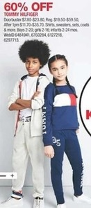 Tommy Hilfiger Kids' Clothing