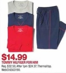 Tommy Hilfiger For Him