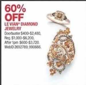 Le Vian Diamond Jewelry