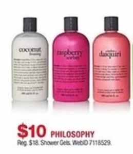 Philosophy Shampoo