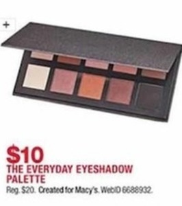 The Everyday Eyeshadow Palette