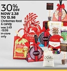 Christmas Food and Candy