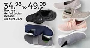 Skechers Men's & Ladies' Sneakers