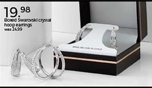 Boxed Swarovski Crystal