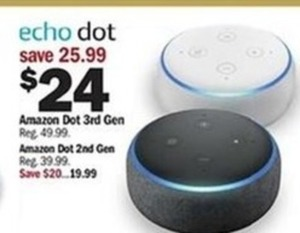 Amazon Dot 3rd Gen