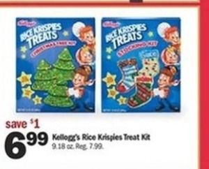 Kellogg's Rice Krispies Treat Kit