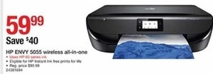 HP Envy 5055 Wireless Printer