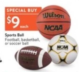 Select Sports Balls