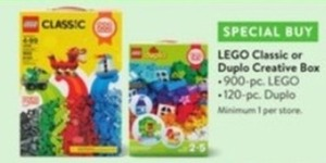 Select Lego Kits