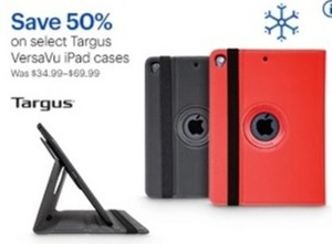 Select Targus VersaVu iPad Cases