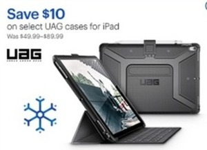 UAG Cases for iPad