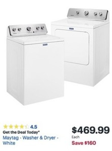 Maytag Washer or Dryer
