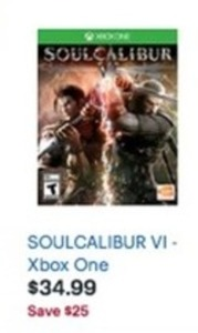 Soulcalibur VI - Xbox One
