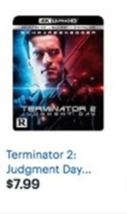 Terminator 2: Judgment Day 4K Ultra HD Blu-ray