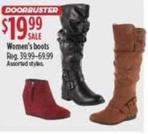 Select Women's Boots