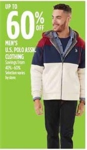Men's U.S. Polo Assn. Clothing