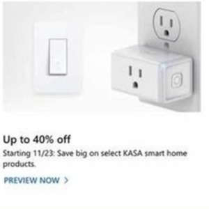 KASA Smart Home Products