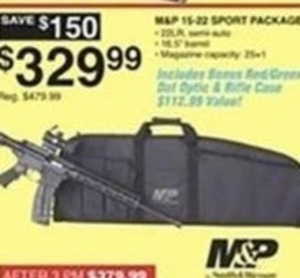 M&P Sport Package