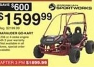 Sportworks Go-Kart