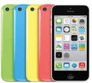 iPhone 5C + 2yr Contract