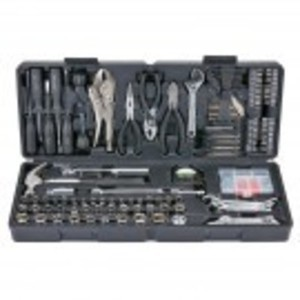 Pittsburgh 130 Pc Tool Set with Case