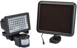 Bunker Hill 60 LED Solar Security Light