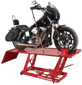 1000 lbs. Steel Motorcycle Lift