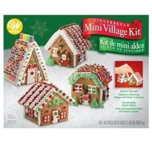 Wilton Mini Village Gingerbread Kit