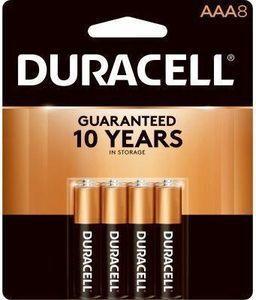Duracell Alkaline Batteries, AAA, 8-Pk.