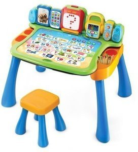 Vtech explore & write activity desk