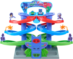 PJ Masks Spiral Die Cast Playset PJ Masks Spiral Die Cast Playset