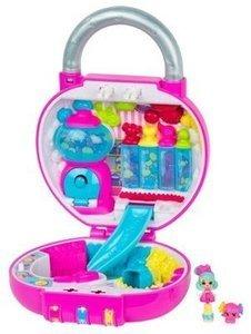 Shopkins Lil' Secrets Secret Lock Playset, So Sweet Candy Shop