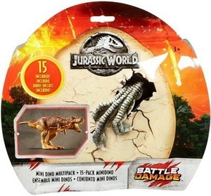 Jurassic World Mini Dino Multipack Jurassic World Or Mini Dino Multipack)